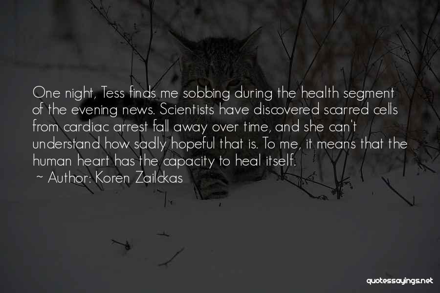 Cardiac Arrest Quotes By Koren Zailckas
