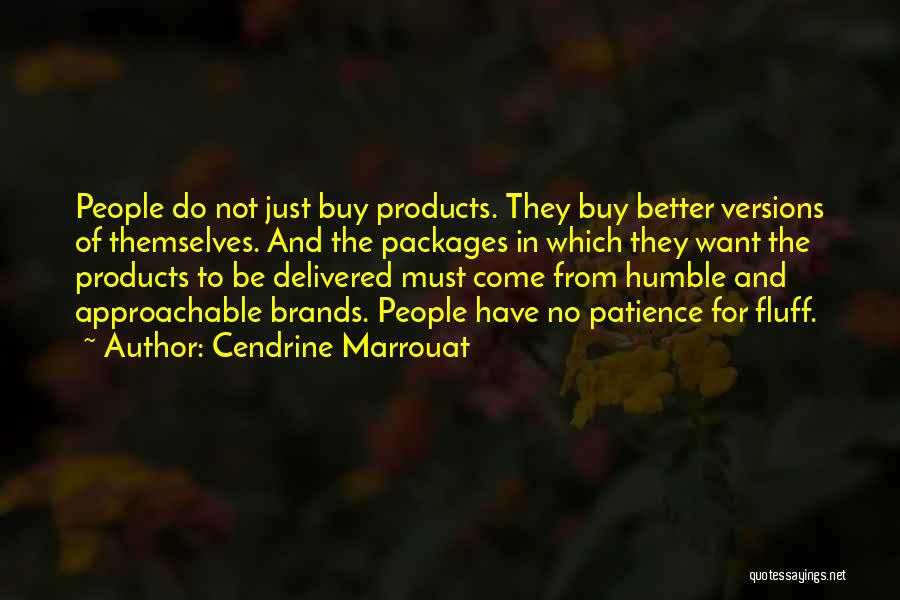 Care Packages Quotes By Cendrine Marrouat