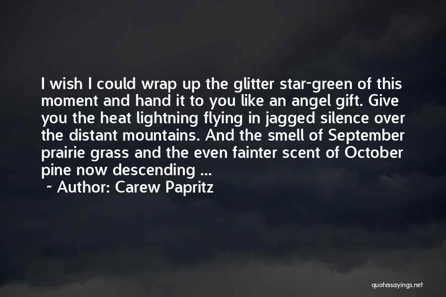 Carew Papritz Quotes 90682