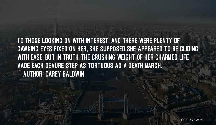 Carey Baldwin Quotes 600058