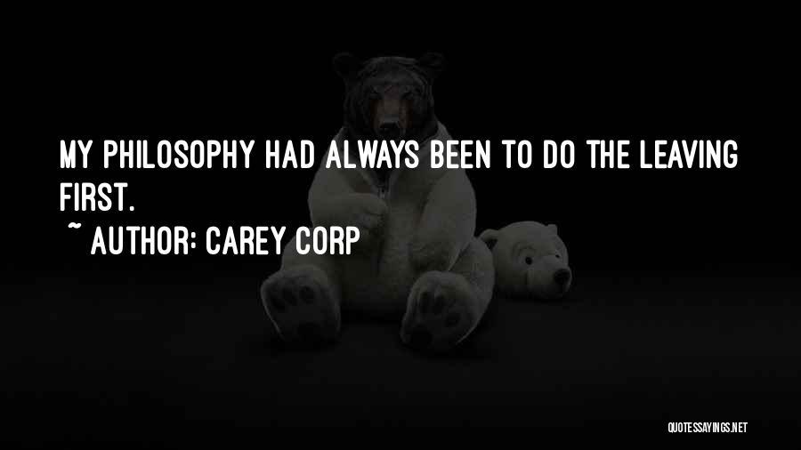Carey Corp Quotes 1028526