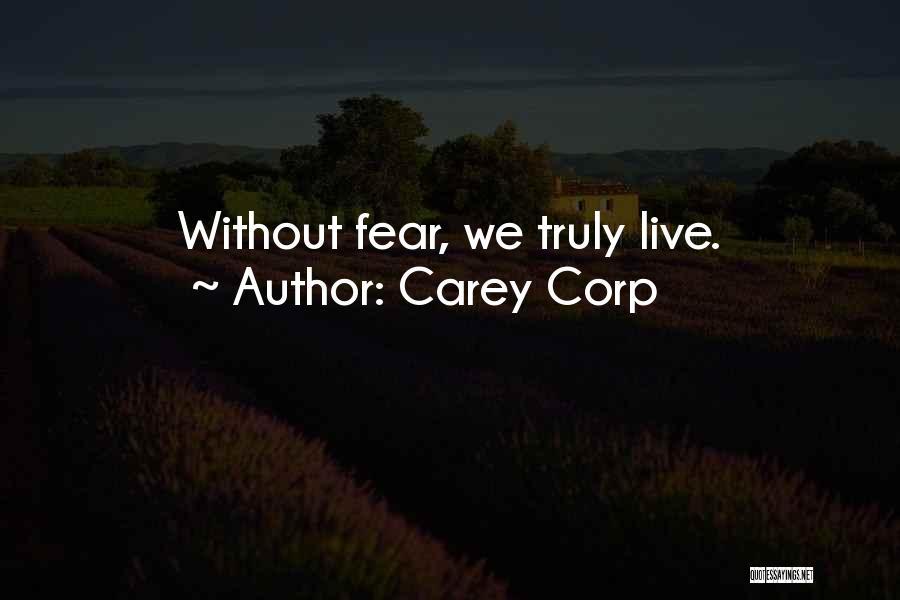 Carey Corp Quotes 1164794
