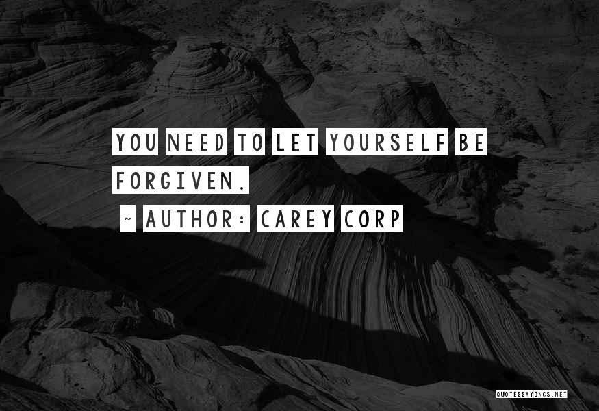 Carey Corp Quotes 1697666