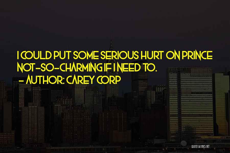 Carey Corp Quotes 1947121