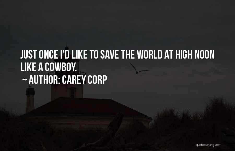 Carey Corp Quotes 2224872