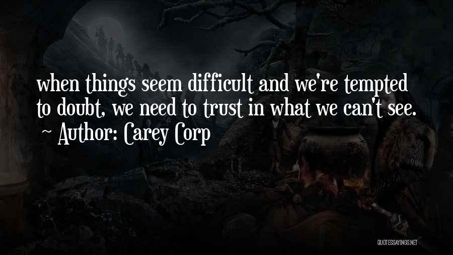Carey Corp Quotes 2264534