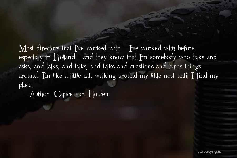 Carice Van Houten Quotes 1030856