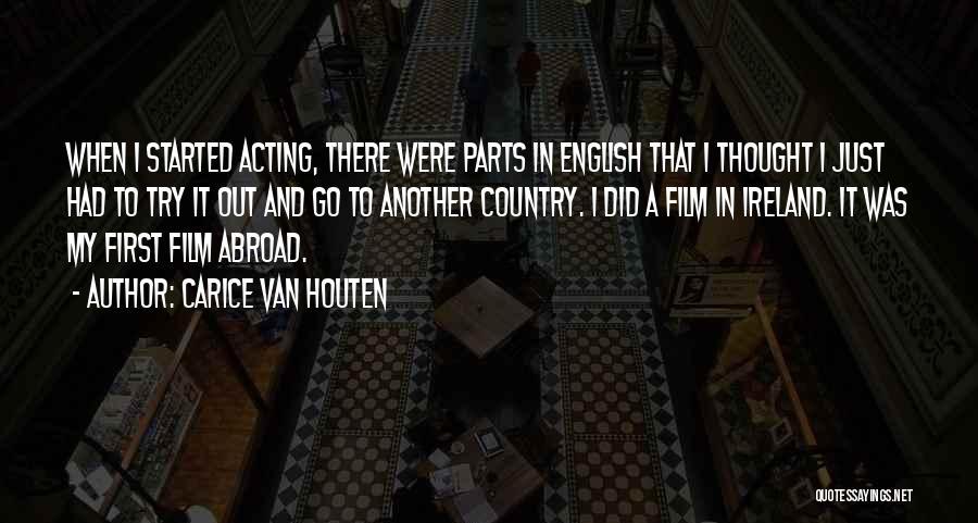 Carice Van Houten Quotes 1628004