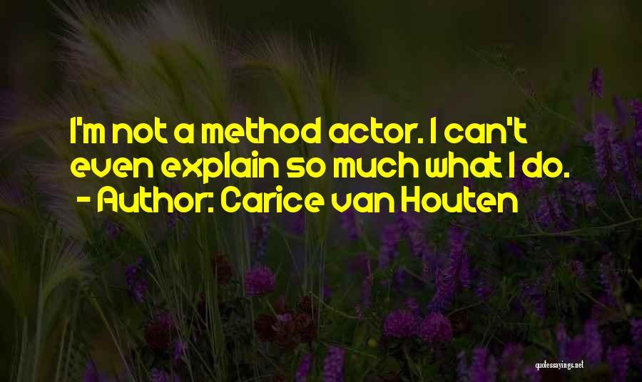 Carice Van Houten Quotes 687853