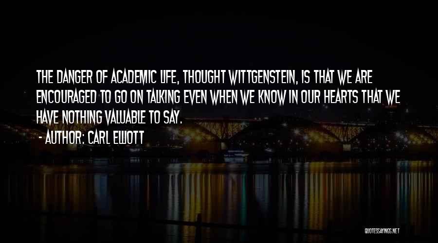 Carl Elliott Quotes 1962899