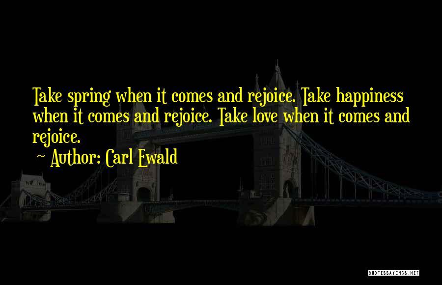 Carl Ewald Quotes 2232380