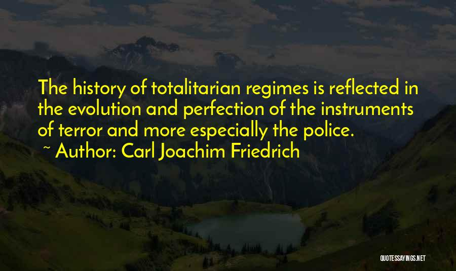 Carl Joachim Friedrich Quotes 1648622