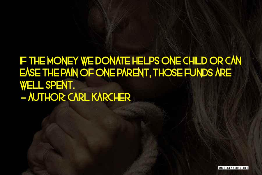 Carl Karcher Quotes 254971