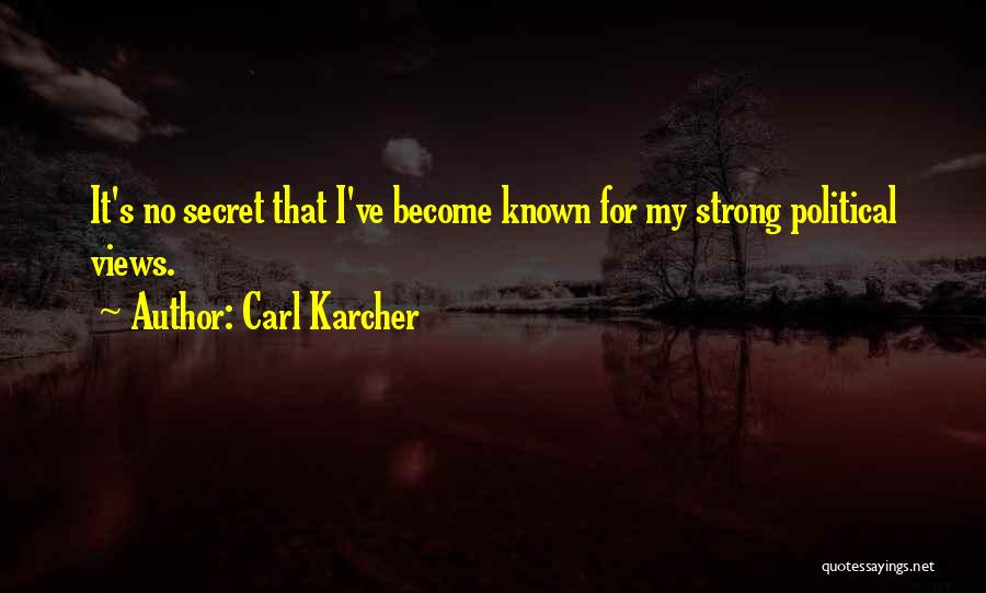 Carl Karcher Quotes 457187