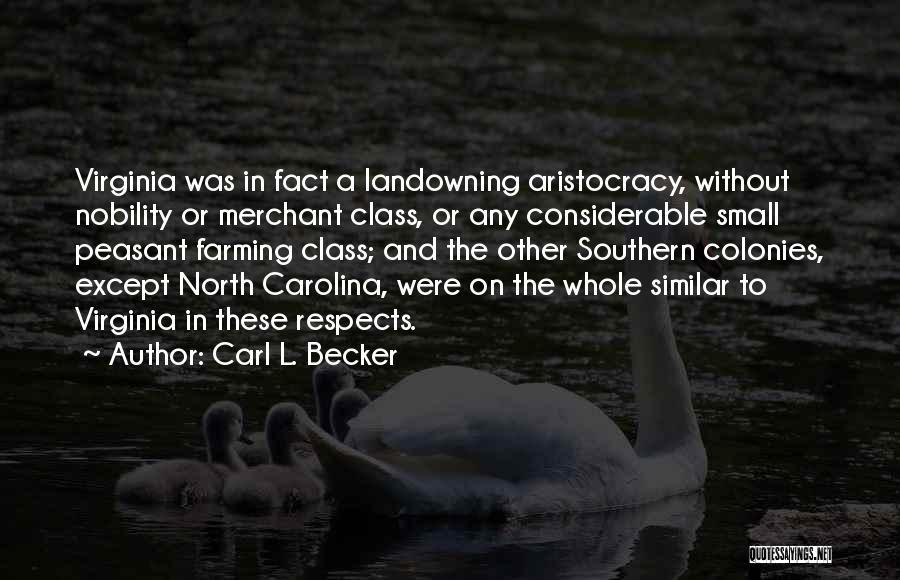 Carl L. Becker Quotes 1139834