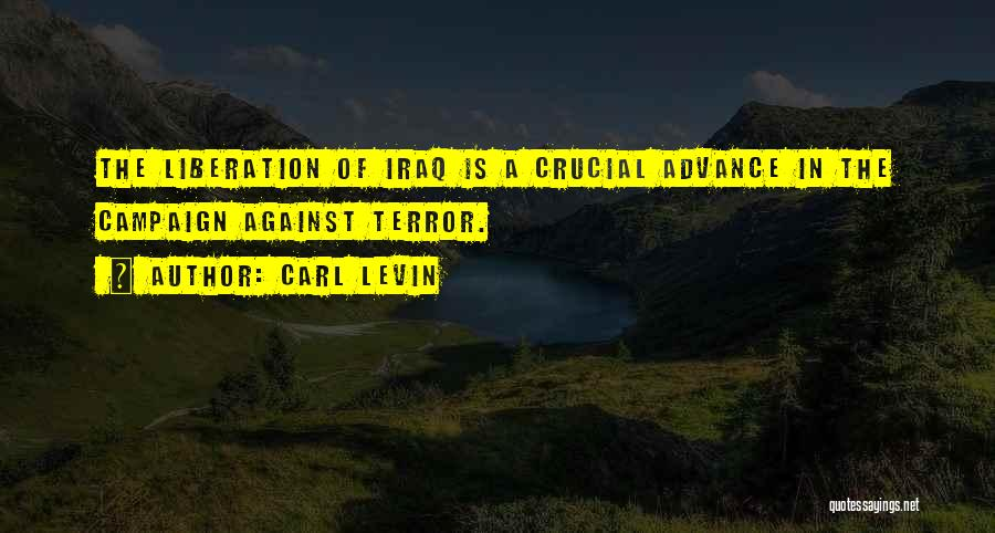 Carl Levin Quotes 1106345