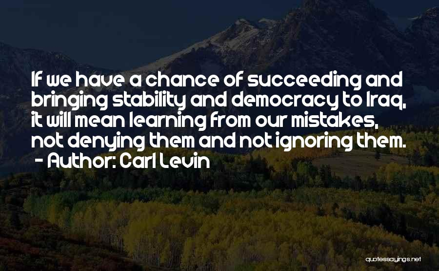 Carl Levin Quotes 1380822