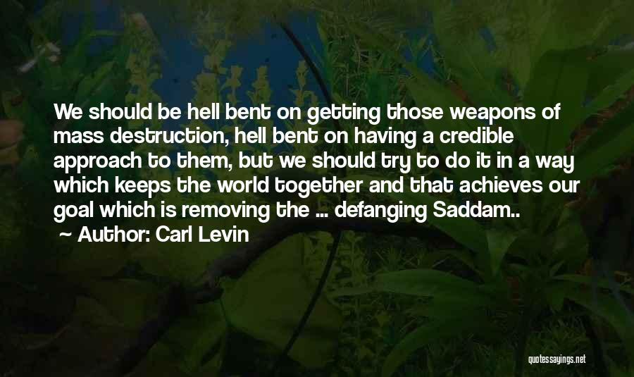 Carl Levin Quotes 1899584