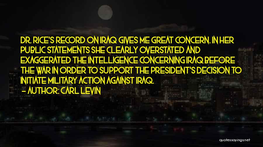 Carl Levin Quotes 742787