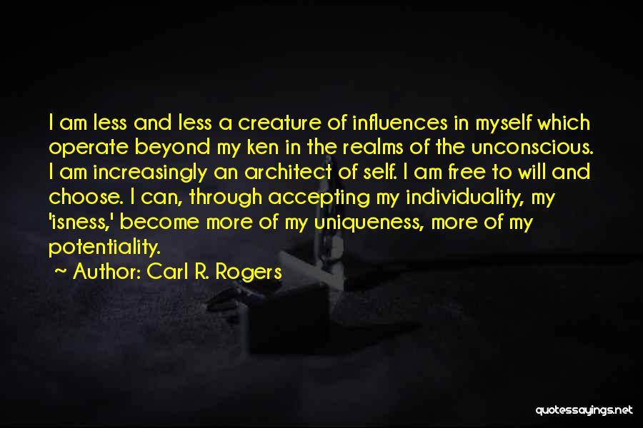 Carl R. Rogers Quotes 1268729