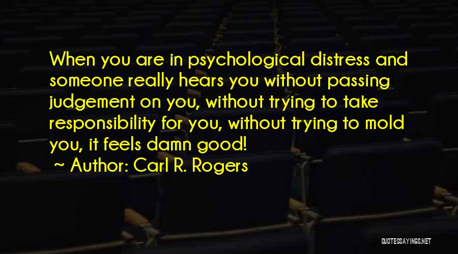 Carl R. Rogers Quotes 1306033
