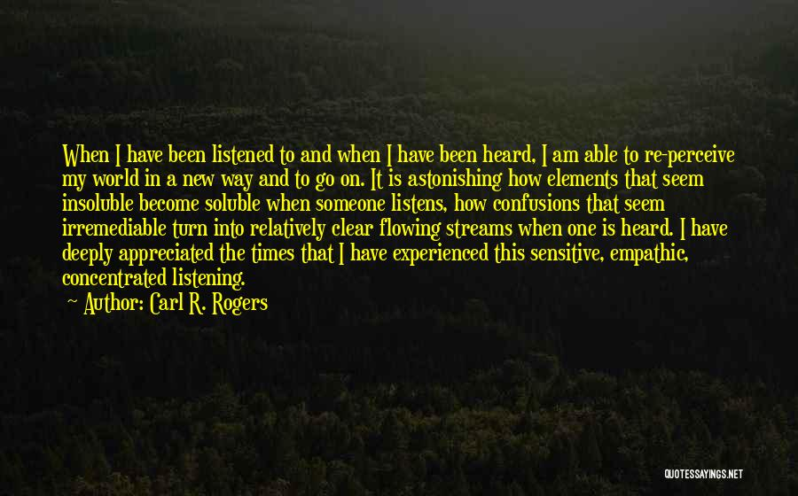 Carl R. Rogers Quotes 1596023