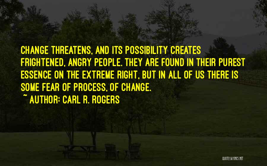 Carl R. Rogers Quotes 1752971