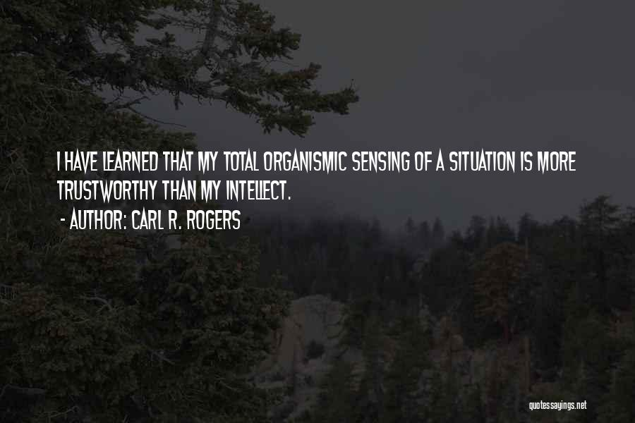 Carl R. Rogers Quotes 1779796