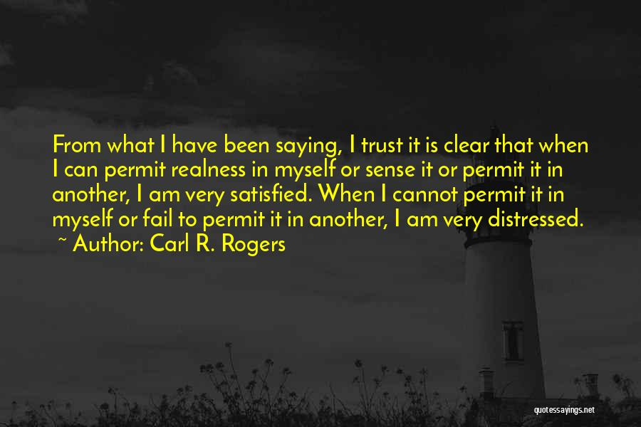 Carl R. Rogers Quotes 1839083