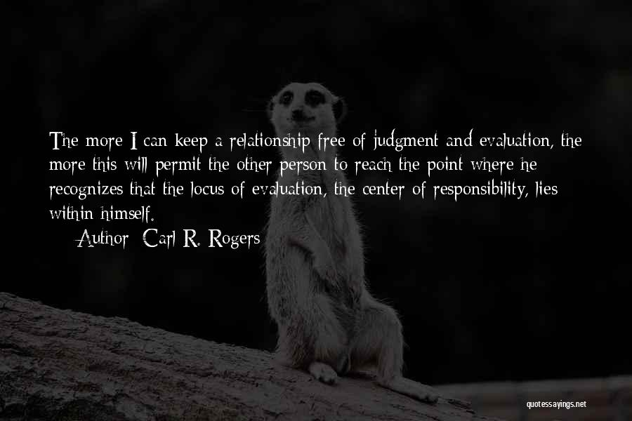 Carl R. Rogers Quotes 1848364