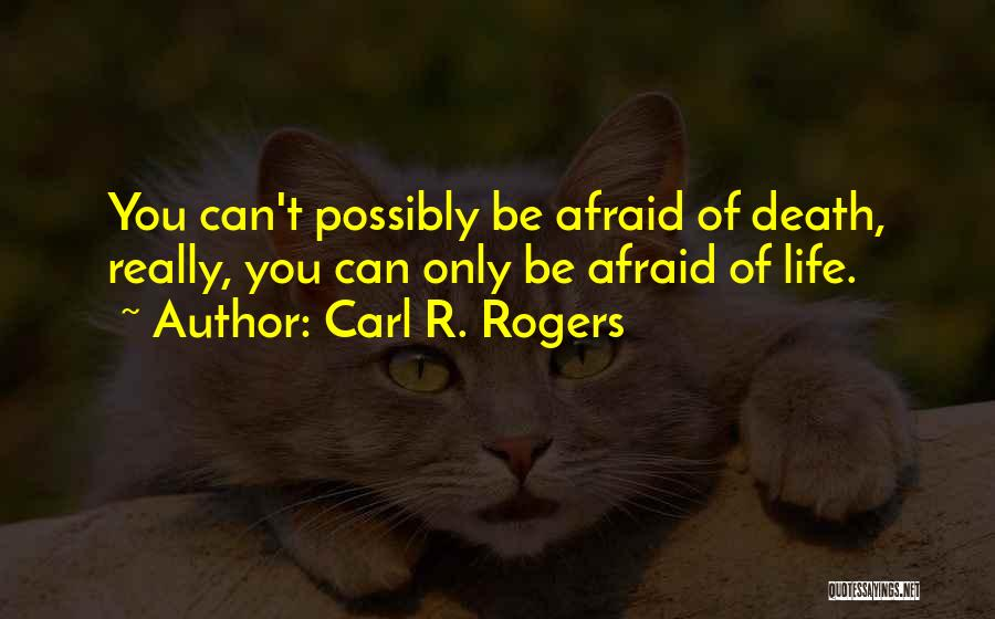 Carl R. Rogers Quotes 1942305