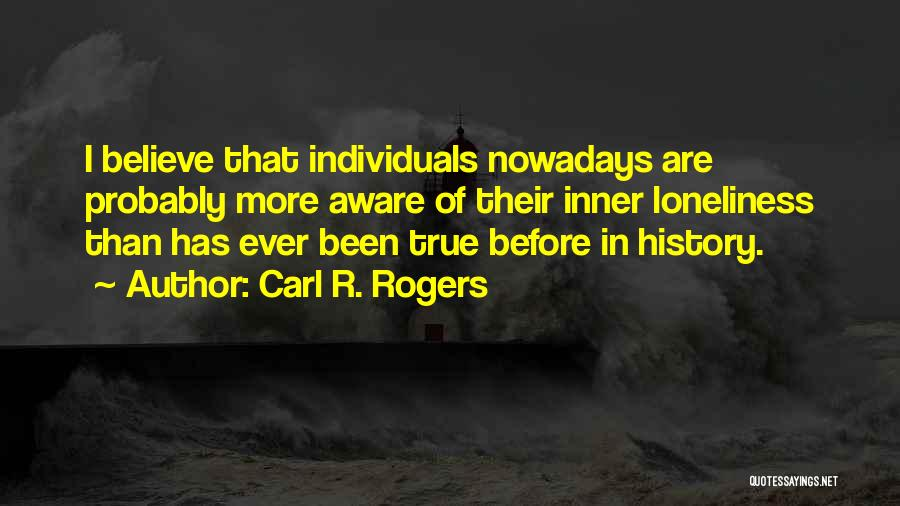 Carl R. Rogers Quotes 2265419