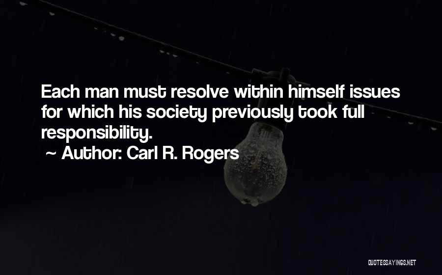 Carl R. Rogers Quotes 246678