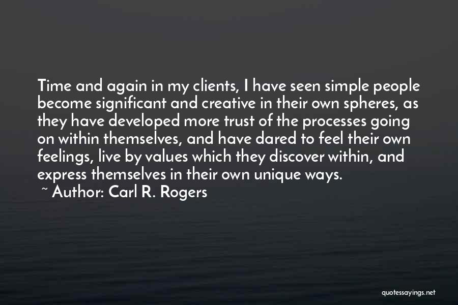 Carl R. Rogers Quotes 351304