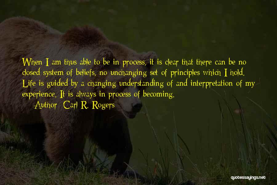 Carl R. Rogers Quotes 450349