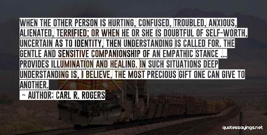 Carl R. Rogers Quotes 468454