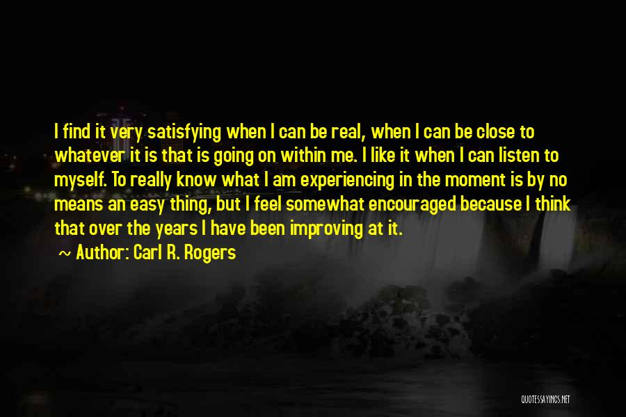 Carl R. Rogers Quotes 967679