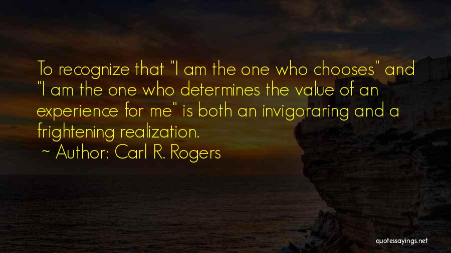 Carl R. Rogers Quotes 990355