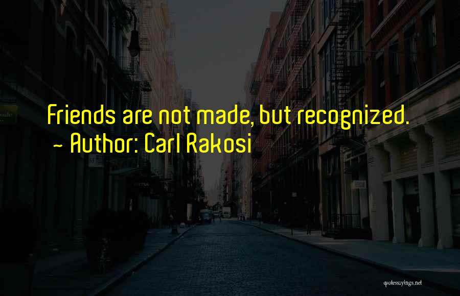 Carl Rakosi Quotes 944709