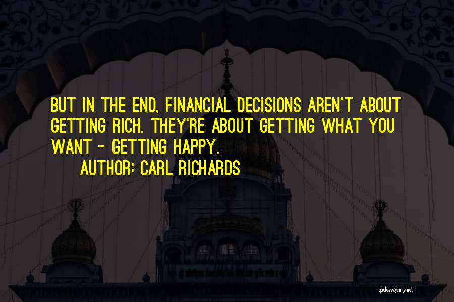 Carl Richards Quotes 2051557