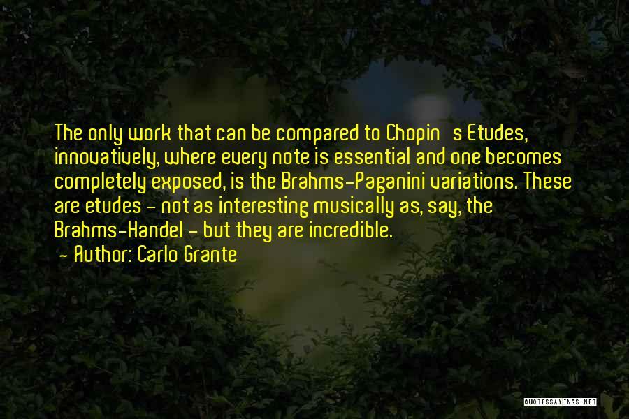 Carlo Grante Quotes 210894