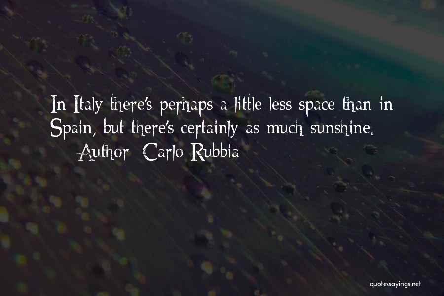 Carlo Rubbia Quotes 1106071
