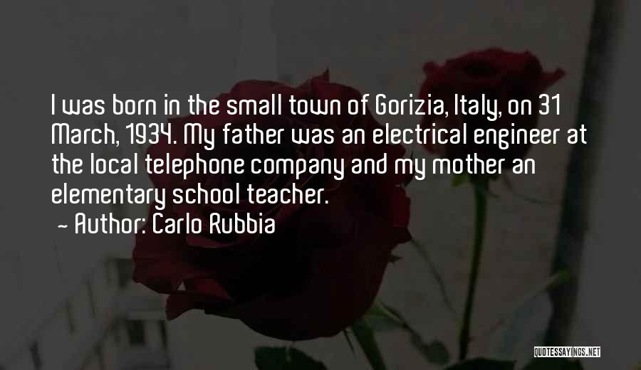 Carlo Rubbia Quotes 1119383