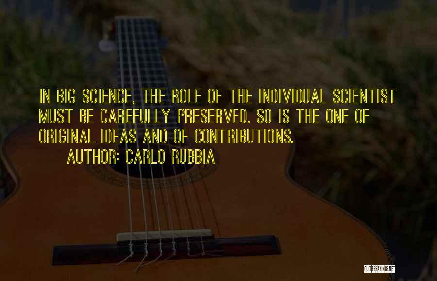 Carlo Rubbia Quotes 2032256