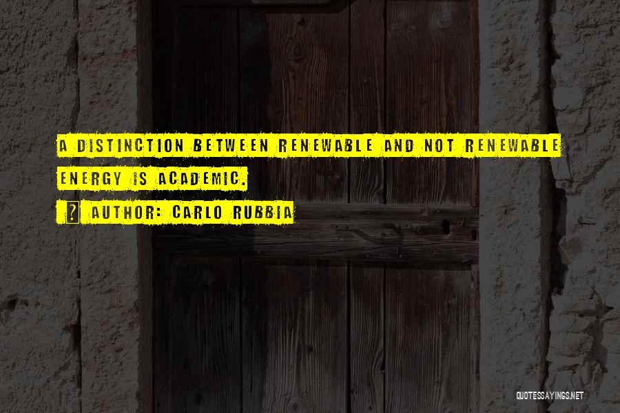 Carlo Rubbia Quotes 711016