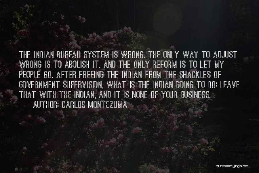 Carlos Montezuma Quotes 218884