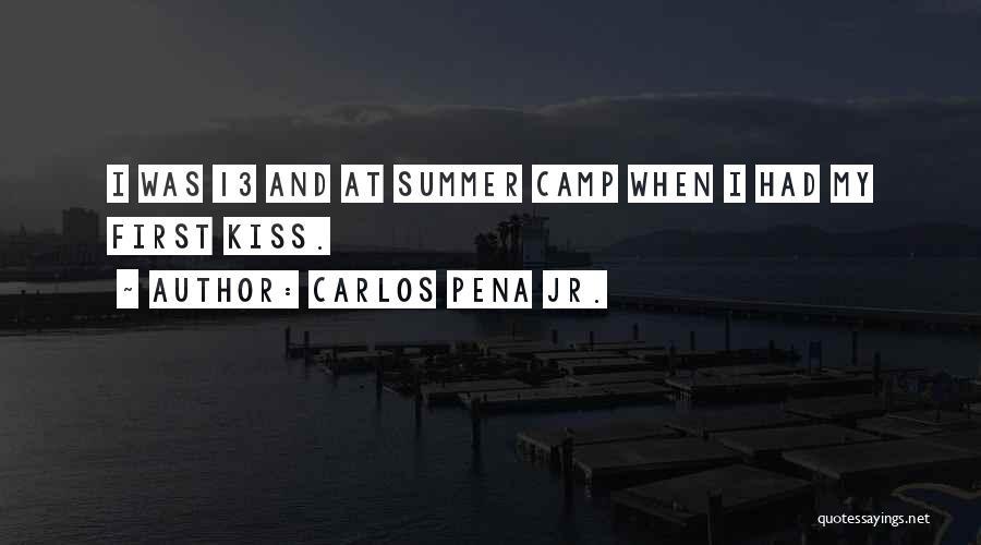 Carlos Pena Jr. Quotes 201484