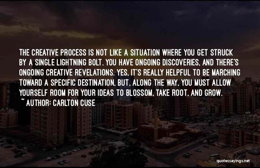 Carlton Cuse Quotes 1490840