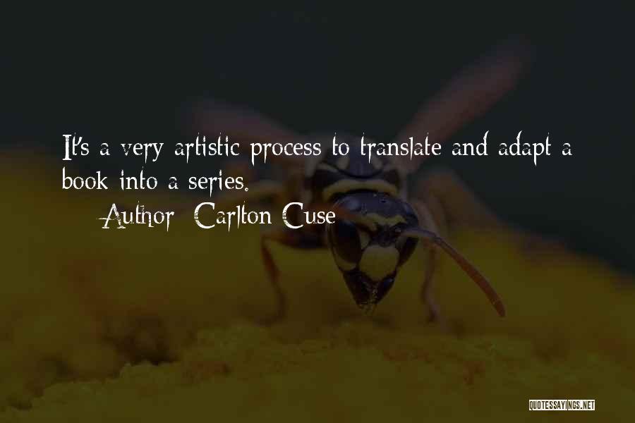 Carlton Cuse Quotes 1822886