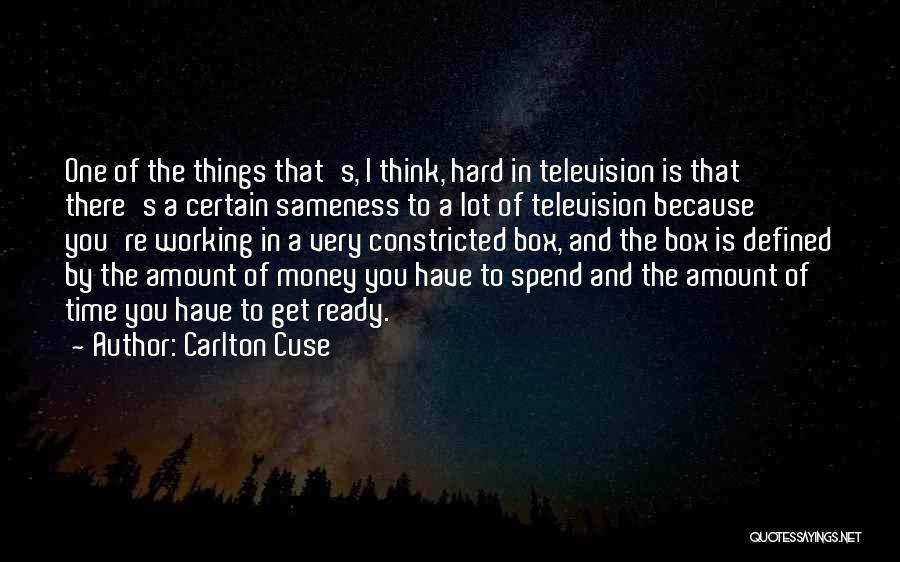 Carlton Cuse Quotes 1844726